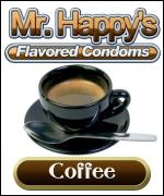 Coffee condom