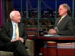 McCain Letterman