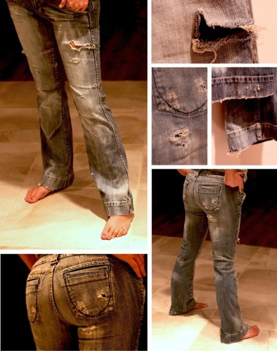 Melissa's jeans